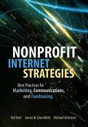 Nonprofit Internet Strategies