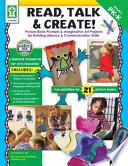 Read  Talk   Create  Grades PK   K