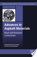 Advances in Asphalt Materials Book