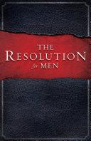 The Resolution for Men [Pdf/ePub] eBook
