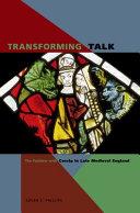 Transforming Talk
