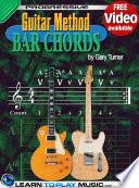 Guitar Lessons   Guitar Bar Chords for Beginners Book PDF