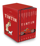 Adventures of Tintin Complete Slipcase