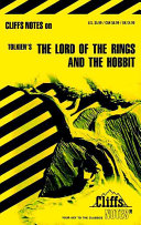 Cliffsnotes On Tolkien S The Lord Of The Rings The Hobbit Book