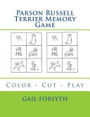 Parson Russell Terrier Memory Game