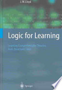 Logic for Learning Book