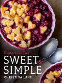 Sweet & Simple: Dessert for Two Pdf/ePub eBook