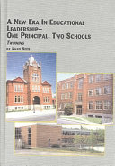 A New Era in Educational Leadership  one Principal  Two Schools