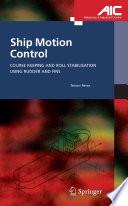 Ship Motion Control Book PDF