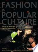 Fashion In Popular Culture Book