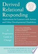 Derived Relational Responding