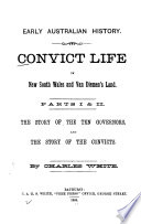Convict Life in New South Wales and Van Diemen's Land