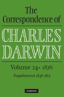The Correspondence of Charles Darwin: