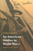 An American Soldier in World War I ebook