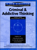 Criminal and Addictive Thinking Facilitators Guide Short Term