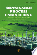 Sustainable Process Engineering Book PDF