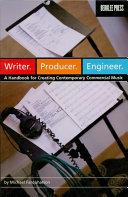 Writer  Producer  Engineer