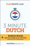3-Minute Dutch