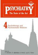 Psychiatry the State of the Art