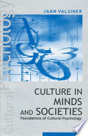 Culture in Minds and Societies Book PDF