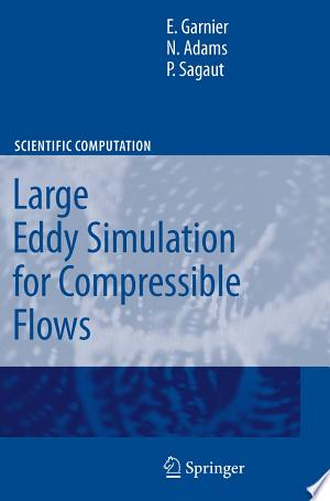 Download Large Eddy Simulation for Compressible Flows online Books - godinez books