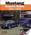 Mustang Buyer S Guide 1964 1978