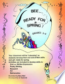 BEE   READY FOR SPRING  Book