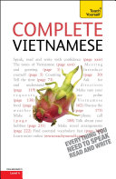 Complete Vietnamese Beginner to Intermediate Book and Audio Course