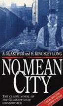 No Mean City