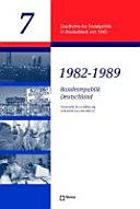 Geschichte der Sozialpolitik in Deutschland seit 1945