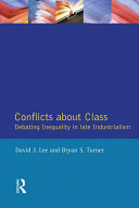 Conflicts About Class