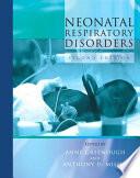 Neonatal Respiratory Disorders 2ed Book PDF