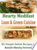 Hearty Medifast Lean & Green Cuisine