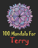 100 Mandala For Terry