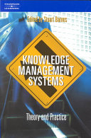 Knowledge Management Systems Book