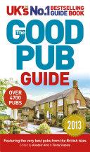 The Good Pub Guide 2013 [Pdf/ePub] eBook