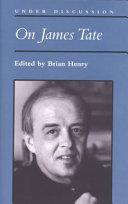 On James Tate ebook