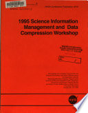 1995 Science Information Management And Data Compression Workshop