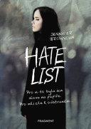 Hate List Pdf/ePub eBook