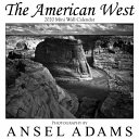 The American West 2020 Mini Wall Calendar