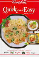 Campbell s Quick and Easy Recipes