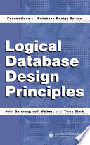 Logical Database Design Principles Book