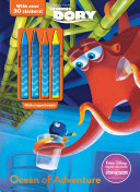 Disney Pixar Finding Dory Color   Activity with Crayons