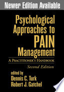 Psychological Approaches To Pain Management Book PDF