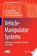 Vehicle Manipulator Systems Book PDF