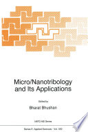 Micro Nanotribology and Its Applications