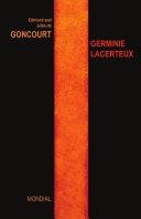 Pdf Germinie Lacerteux (French Classics) Telecharger