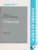 Plastics in Food Packaging Conference Book