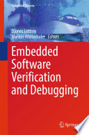 Embedded Software Verification and Debugging Book