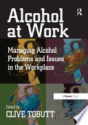 Alcohol at Work